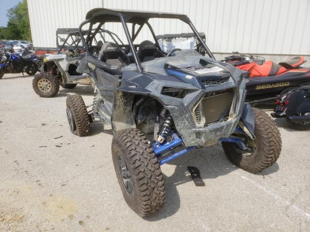 Salvage cars for sale from Copart Louisville, KY: 2019 Polaris RZR XP