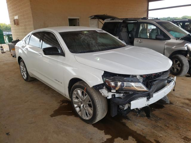 Salvage cars for sale from Copart Tanner, AL: 2016 Chevrolet Impala LS