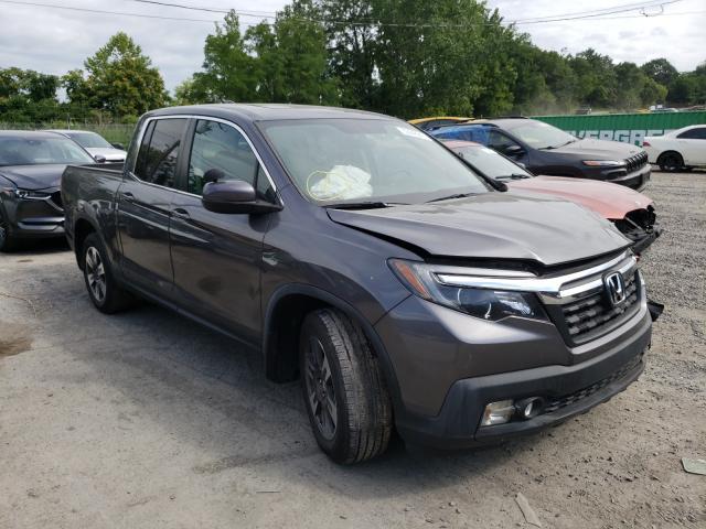 Vehiculos salvage en venta de Copart Leroy, NY: 2019 Honda Ridgeline