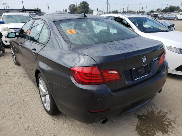 2011 BMW 535 I WBAFR7C58BC803587