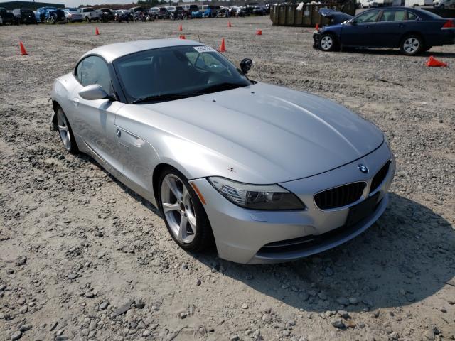 BMW Z4 salvage cars for sale: 2012 BMW Z4