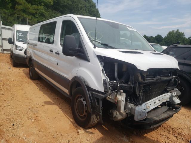 Vehiculos salvage en venta de Copart Austell, GA: 2018 Ford Transit T