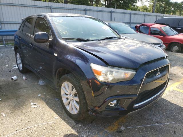 Mitsubishi Vehiculos salvage en venta: 2011 Mitsubishi Outlander