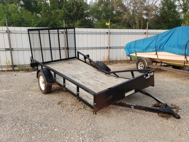 Salvage cars for sale from Copart Des Moines, IA: 2011 Other Trailerman