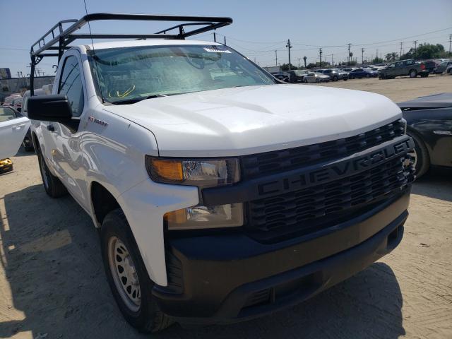 Chevrolet Silverado salvage cars for sale: 2020 Chevrolet Silverado
