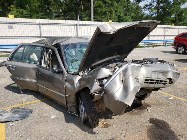 Mercury salvage cars for sale: 2002 Mercury Grand Marq