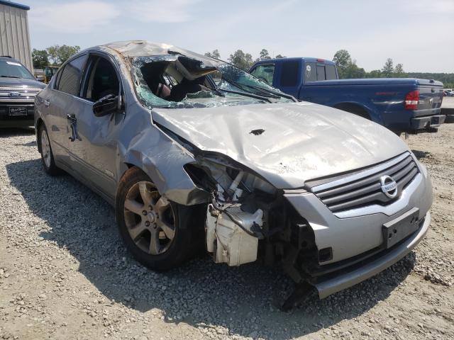 Vehiculos salvage en venta de Copart Spartanburg, SC: 2009 Nissan Altima Hybrid