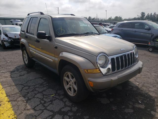 Vehiculos salvage en venta de Copart Pennsburg, PA: 2005 Jeep Liberty LI