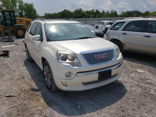 GMC Acadia DEN salvage cars for sale: 2011 GMC Acadia DEN