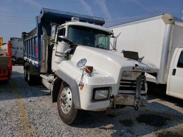 Mack 600 RD600 salvage cars for sale: 2002 Mack 600 RD600