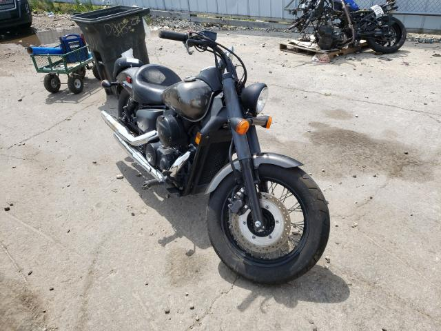 Salvage cars for sale from Copart Cudahy, WI: 2014 Honda VT750 C2B