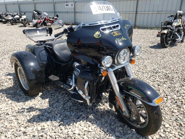 Salvage cars for sale from Copart Magna, UT: 2018 Harley-Davidson Flhtcutg T
