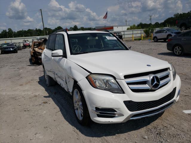 Mercedes-Benz salvage cars for sale: 2014 Mercedes-Benz GLK 350