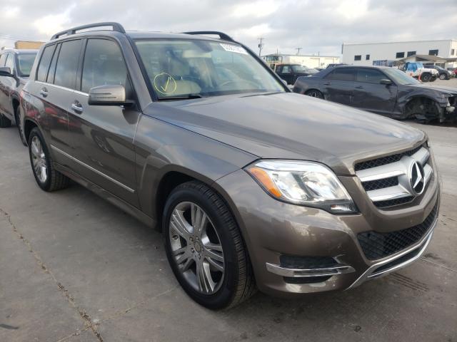 Vehiculos salvage en venta de Copart Grand Prairie, TX: 2015 Mercedes-Benz GLK 350