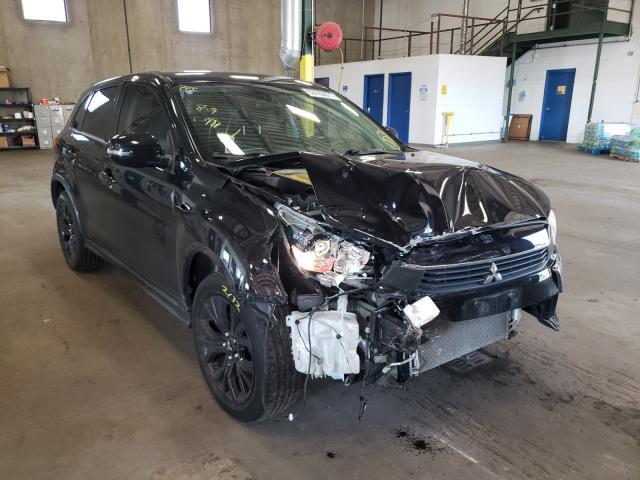 Mitsubishi salvage cars for sale: 2017 Mitsubishi Outlander