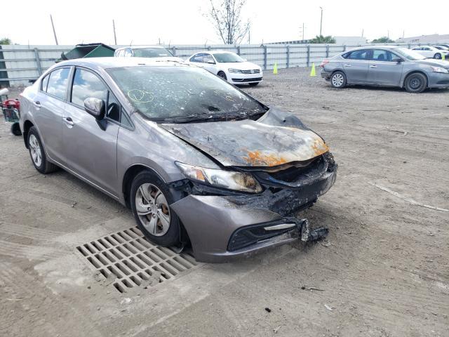 2015 Honda Civic LX for sale in Miami, FL