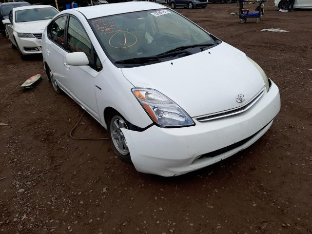 Salvage cars for sale from Copart Phoenix, AZ: 2008 Toyota Prius