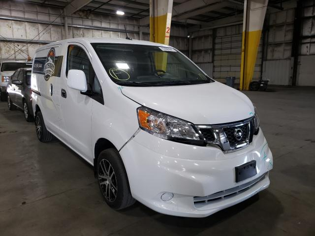 Salvage cars for sale from Copart Woodburn, OR: 2019 Nissan NV200 2.5S
