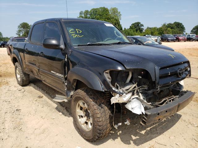 Vehiculos salvage en venta de Copart China Grove, NC: 2005 Toyota Tundra DOU