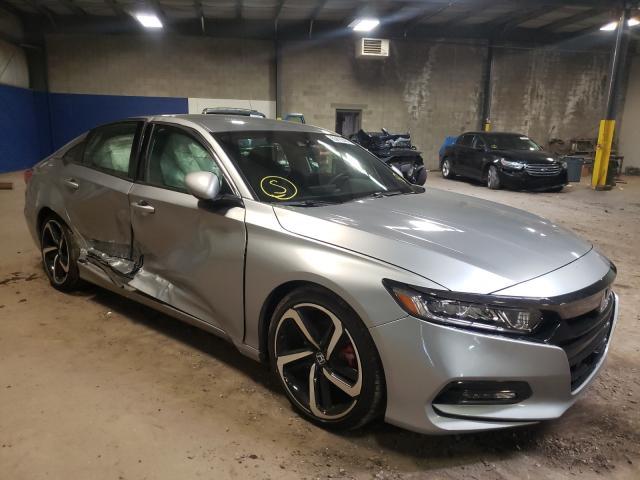 Vehiculos salvage en venta de Copart Chalfont, PA: 2018 Honda Accord Sport