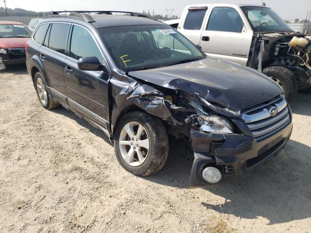 Salvage cars for sale from Copart Anderson, CA: 2013 Subaru Outback 2