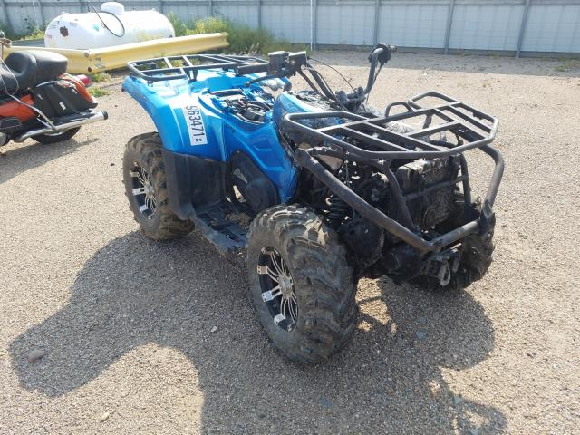 Salvage cars for sale from Copart Amarillo, TX: 2020 Can-Am Cforce 500