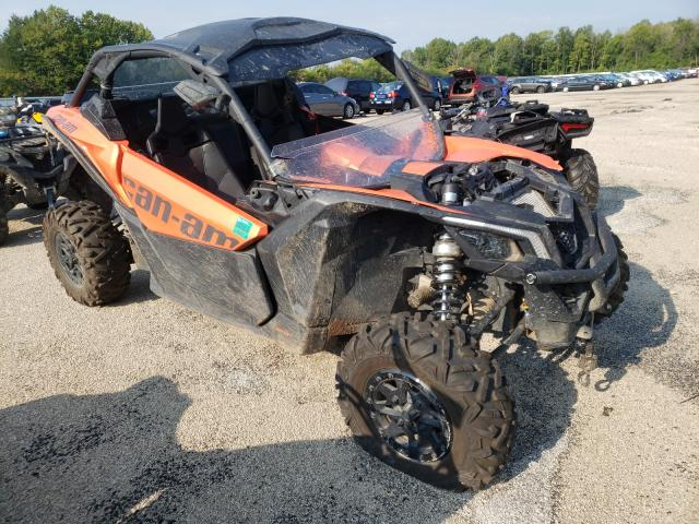Salvage cars for sale from Copart Milwaukee, WI: 2019 Can-Am Maverick X