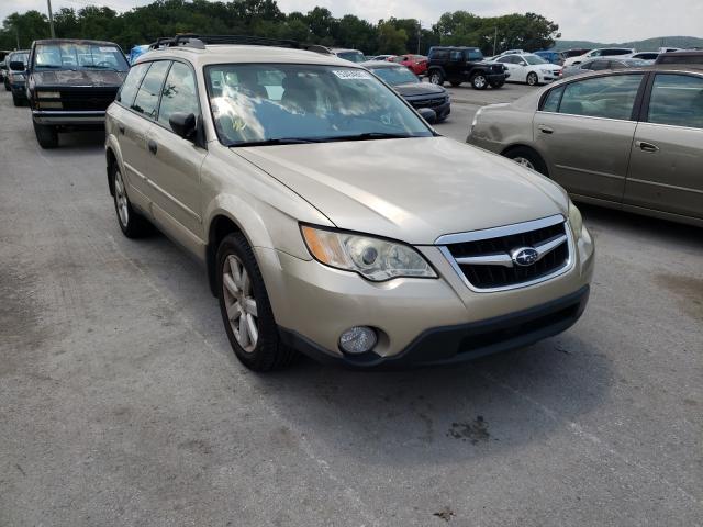 Vehiculos salvage en venta de Copart Lebanon, TN: 2008 Subaru Outback 2