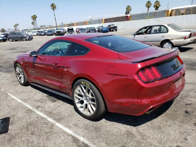 2016 FORD MUSTANG GT 1FA6P8CF7G5284170