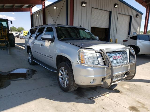Salvage cars for sale at Billings, MT auction: 2011 GMC Yukon XL D
