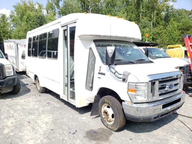 Vehiculos salvage en venta de Copart Waldorf, MD: 2013 Ford Econoline