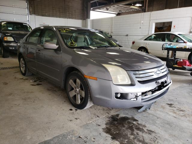 Salvage cars for sale from Copart Blaine, MN: 2006 Ford Fusion SE