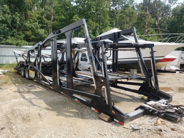 Vehiculos salvage en venta de Copart Glassboro, NJ: 2007 Cottrell Trailer