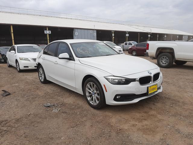 2016 BMW 320 I WBA8E1G58GNT35951
