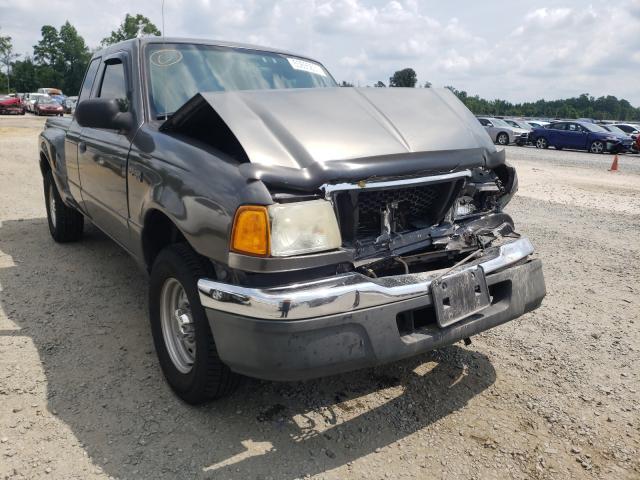 Vehiculos salvage en venta de Copart Lumberton, NC: 2004 Ford Ranger SUP
