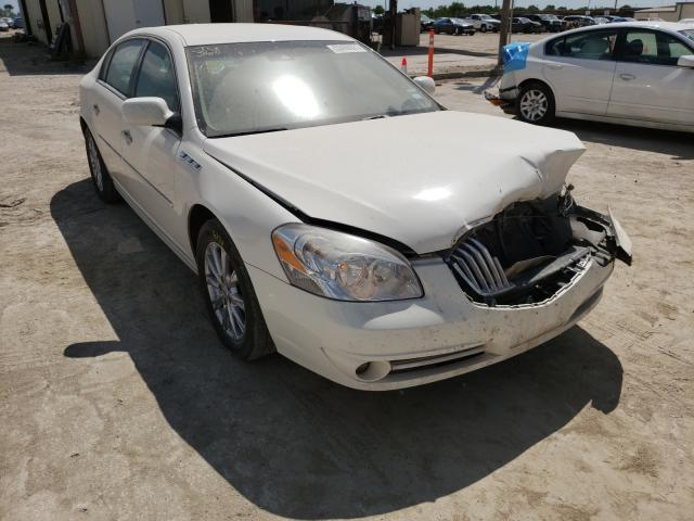 Salvage cars for sale from Copart Temple, TX: 2011 Buick Lucerne CX