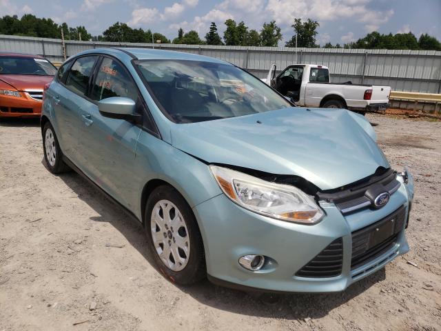 Salvage cars for sale from Copart Chatham, VA: 2012 Ford Focus SE