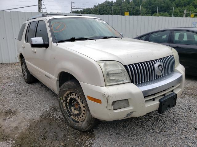 Salvage 2007 MERCURY MOUNTAINER - Small image. Lot 53495231
