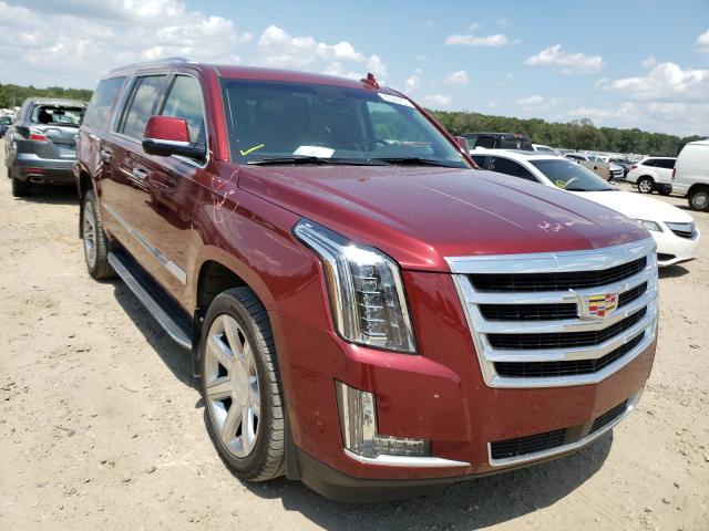 Cadillac salvage cars for sale: 2020 Cadillac Escalade E