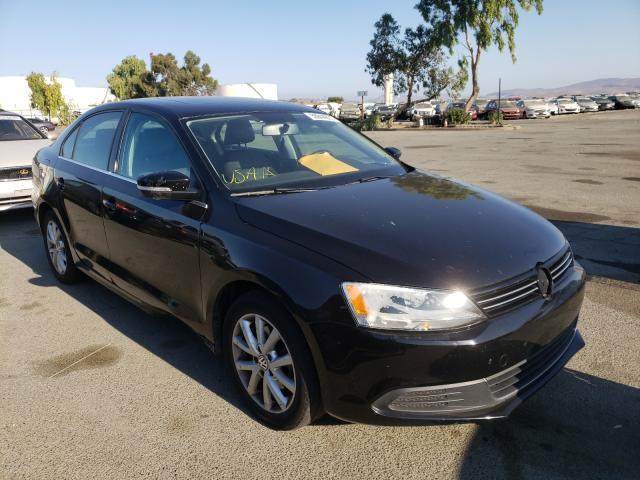 Vehiculos salvage en venta de Copart Martinez, CA: 2013 Volkswagen Jetta SE