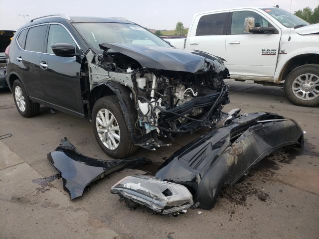 Nissan Vehiculos salvage en venta: 2019 Nissan Rogue S
