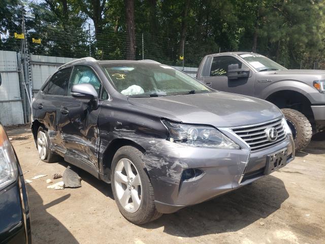 Vehiculos salvage en venta de Copart Austell, GA: 2015 Lexus RX 350 Base