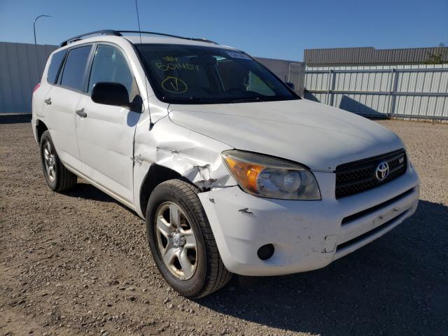 Vehiculos salvage en venta de Copart Bismarck, ND: 2007 Toyota Rav4