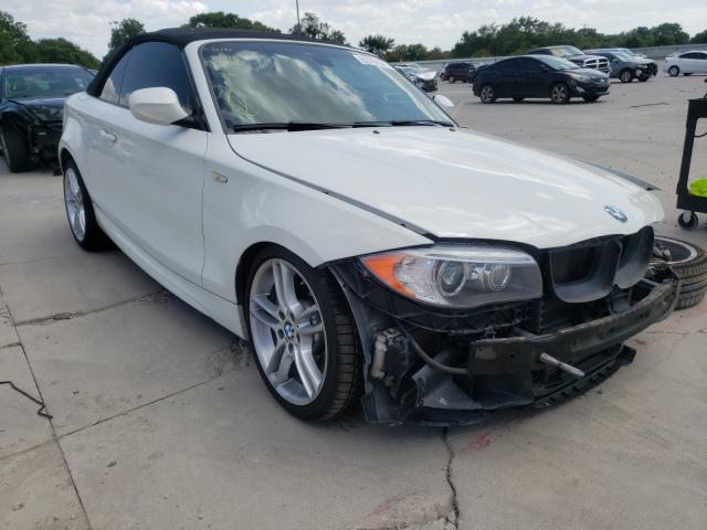 photo BMW 1 SERIES 2012