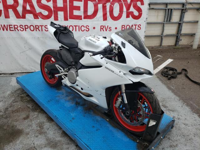 Ducati Superbike salvage cars for sale: 2016 Ducati Superbike
