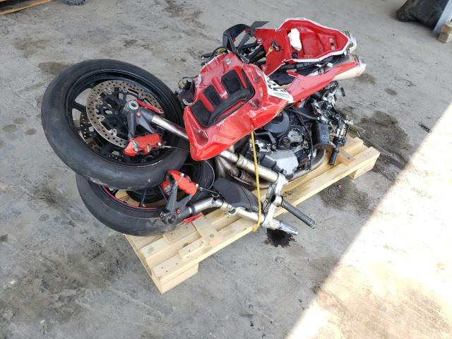 Salvage cars for sale from Copart Fresno, CA: 2013 Ducati Superbike