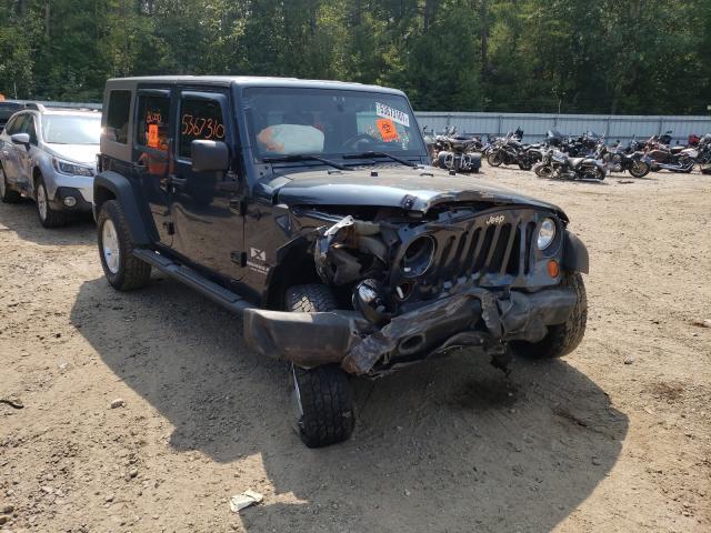 2008 Jeep Wrangler U for sale in Lyman, ME