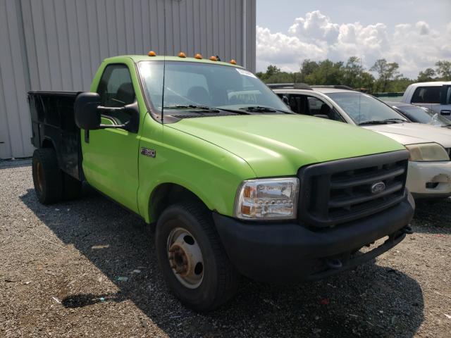 Vehiculos salvage en venta de Copart Jacksonville, FL: 2000 Ford F350 Super