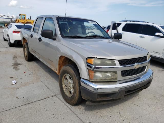 Vehiculos salvage en venta de Copart New Orleans, LA: 2005 Chevrolet Colorado
