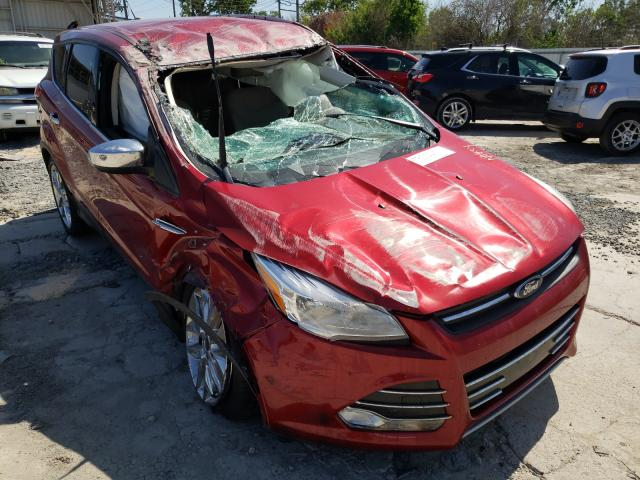 Salvage cars for sale from Copart Corpus Christi, TX: 2015 Ford Escape SE